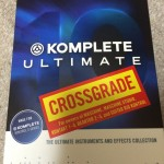 とうとう買ってしまった!Native Instruments Komplete 10 Ultimate