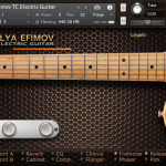 Ilya Efimov LP & TC Electric Guitar 音源レビュー